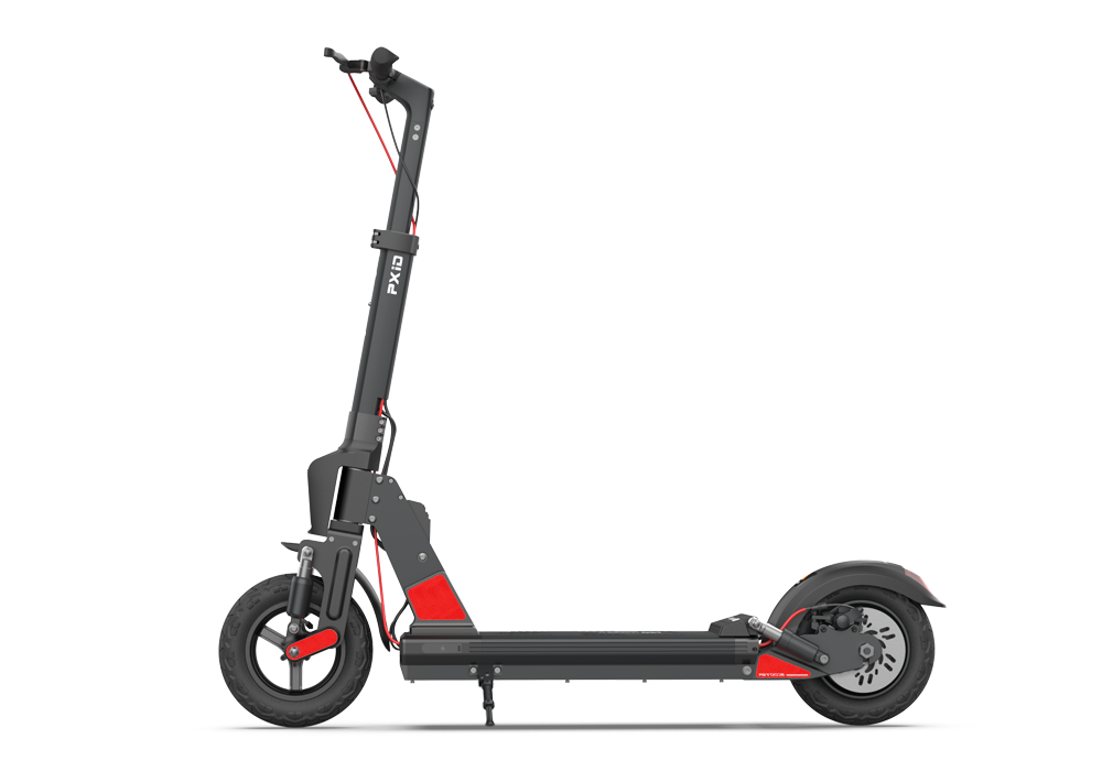 What is the best way to go out? Let the scooter of the scien