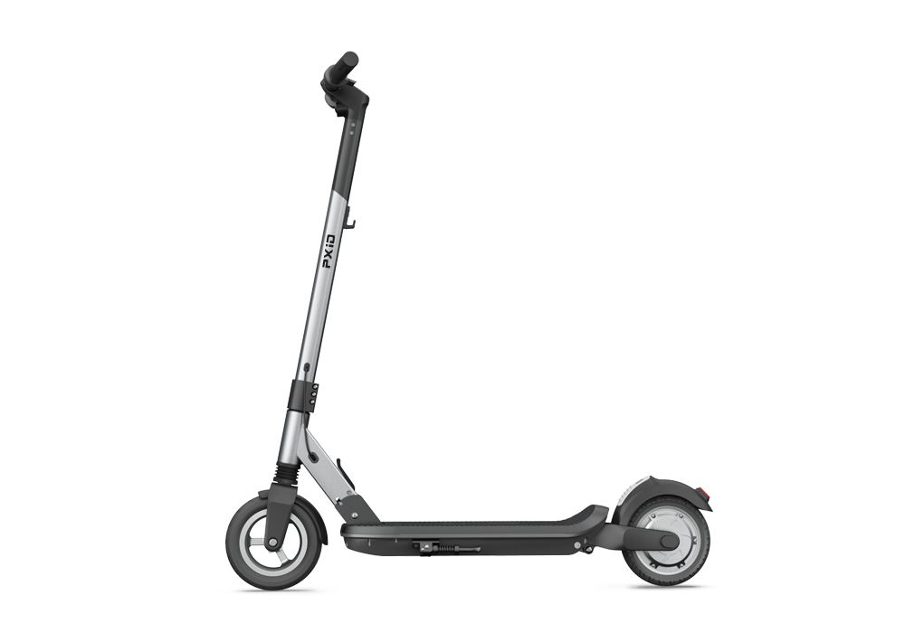 What are the unique features of the new smart electric scoot