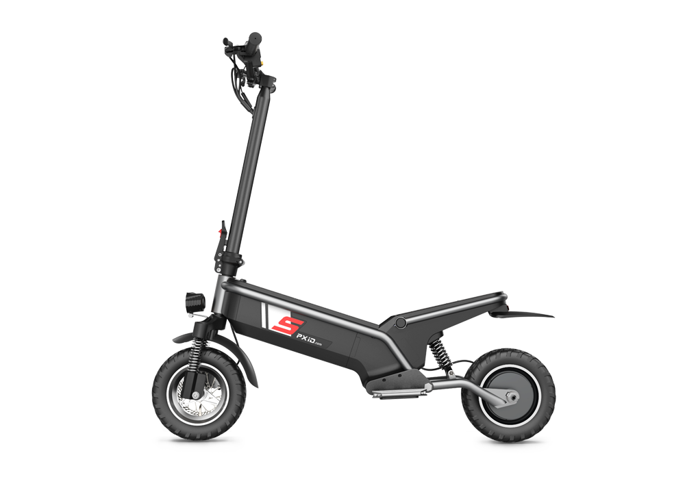 See how the scooter realizes convenient travel every day?
