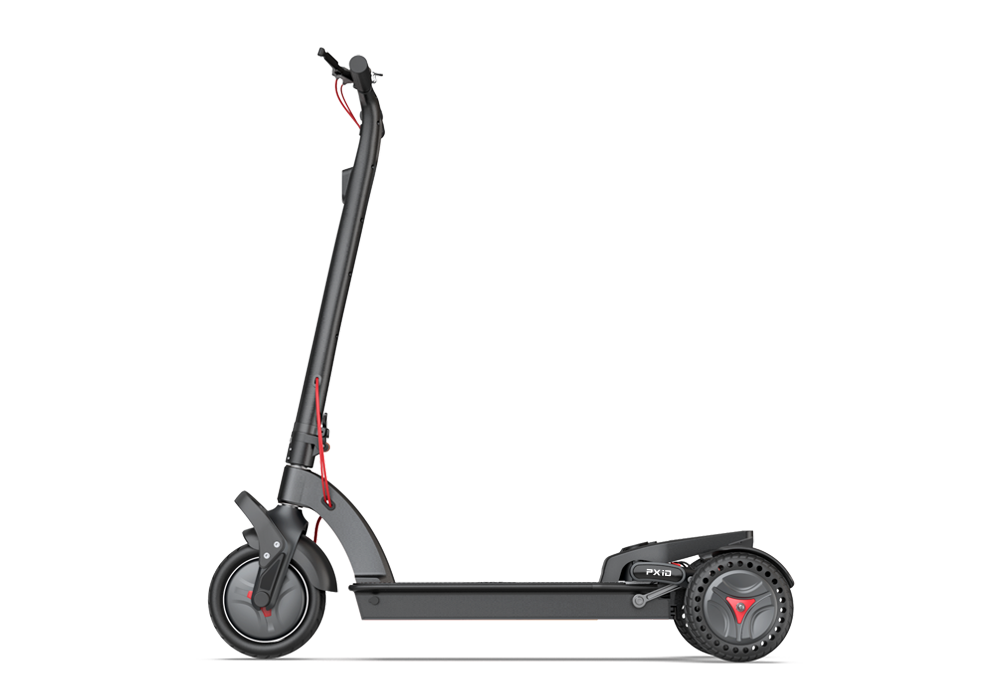 Do you believe that a small electric scooter can change your
